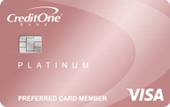 Credit One Bank® Platinum Rewards Visa with No Annual Fee — Review [2021]