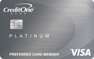 Credit One Bank® Visa® for Rebuilding Credit – Review