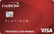 Credit One Bank® Platinum Rewards Visa – Review [2020]