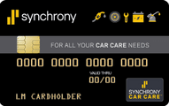 Synchrony Car Care™ Credit Card — Review [2020]