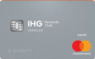 IHG® Rewards Club Traveler Credit Card — Review [2020]