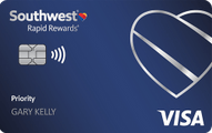 Southwest Rapid Rewards® Priority Credit Card Review [2020]