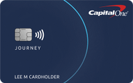 Journey Student Rewards from Capital One – Review