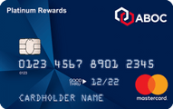 ABOC Platinum Rewards Mastercard® – Review