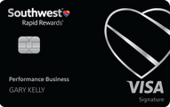 New! Southwest Rapid Rewards® Performance Business Credit Card Review