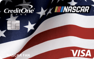 Official NASCAR® Credit Card from Credit One Bank® – Review