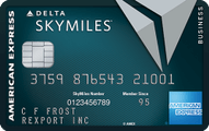 Delta Reserve for Business Credit Card from American Express Review