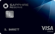 Chase Sapphire Reserve® Card Review
