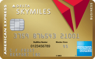 Gold Delta SkyMiles® Business Credit Card from American Express Review