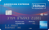 The Hilton Honors American Express Business Card – Review