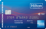 Hilton Honors American Express Surpass® Card Review [2020]