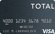 Total Visa® Unsecured Credit Card — Review