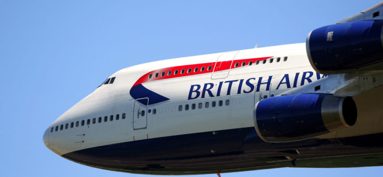 British Airways Use Miles