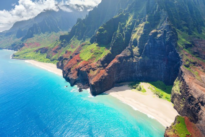 Hawaii might as well be a different country considering how different it is from the mainland U.S. You don't have an excuse not to go considering how few miles it costs to get here!