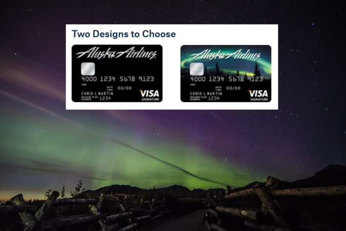 alaska airlines credit card north light cards