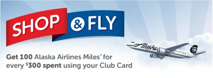 safeway alaska airlines