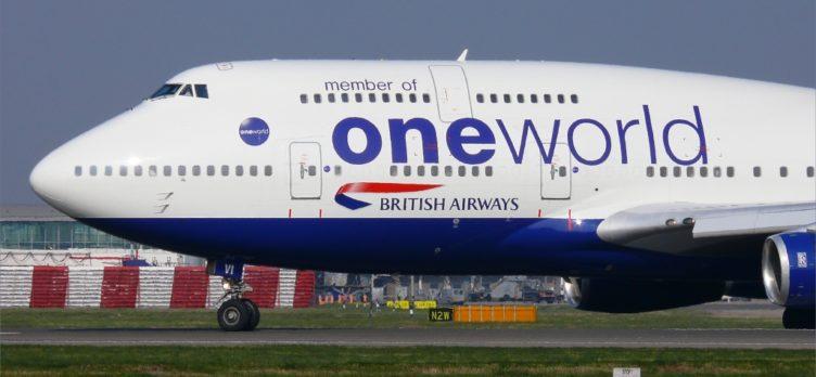 British Airways one world