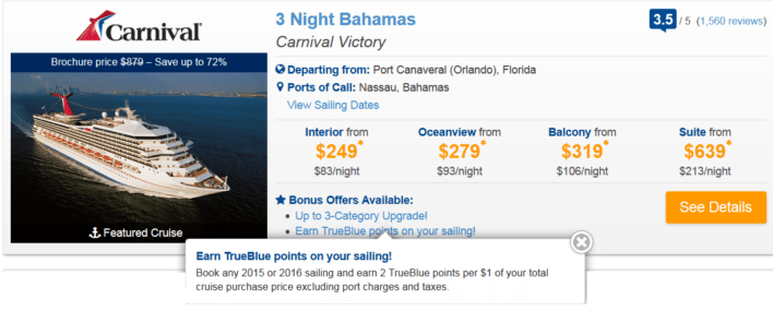 jetblue cruises