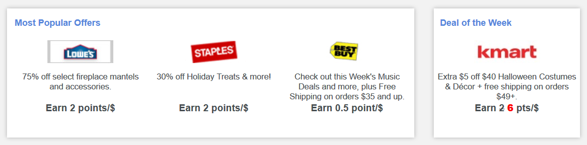 I have a question regarding shopping through a portal. Before any online purchase, I usually go to bestkapper.tk to see where I can get the most bonus points. For the sake of this example, let's say it's the Chase Ultimate Rewards Mall.