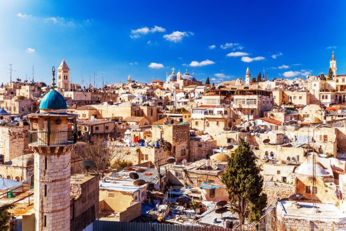 Most programs don't consider Israel to be part of Europe, but Flying Blue does! Now you can visit for even less miles.