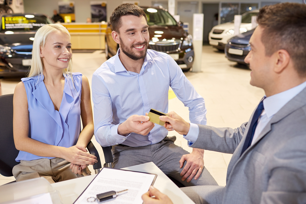 Use Amex Points For Car Buying