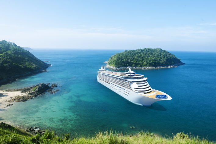 book cruises earn spirit miles