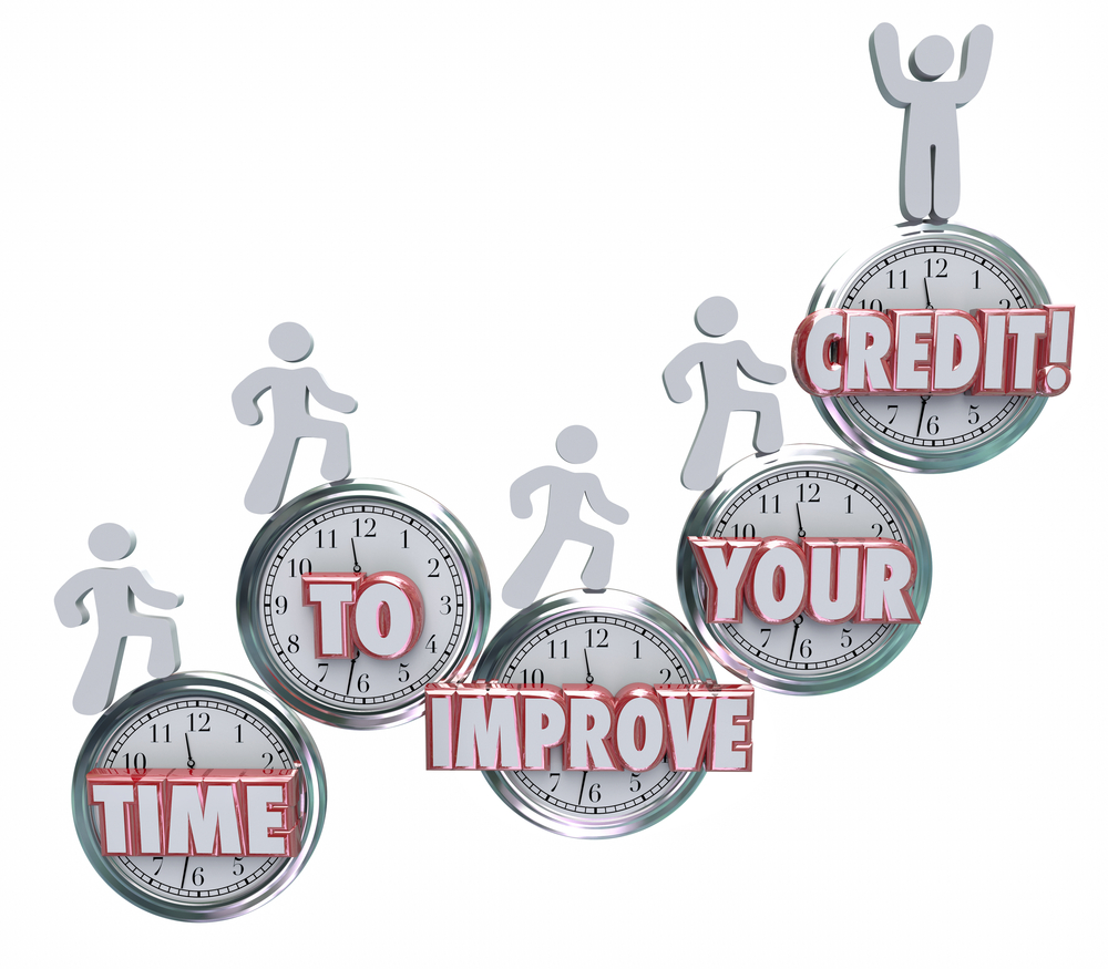 Time to Improve Credit