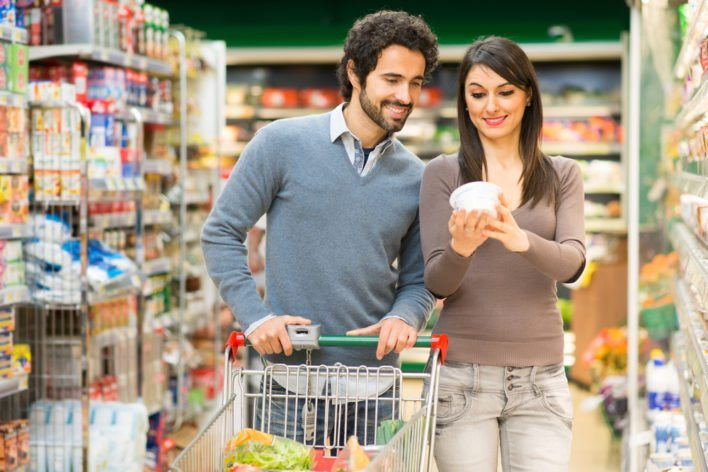 Get Cash Back for Supermarket Shopping with the Blue Cash