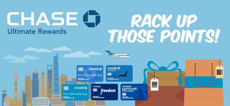 Earn Chase Ultimate Rewards Points