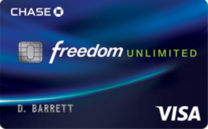 Chase Freedom Unlimited℠ Credit Card 2016 Review In Depth