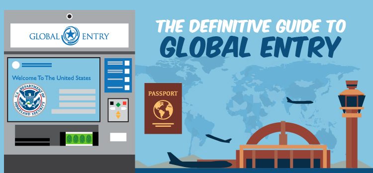 Global Entry Program - Ultimate 2019 Guide [Map of Locations