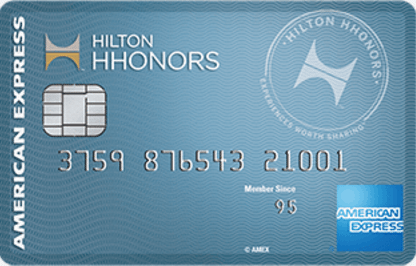 Hilton_HHonors_American Express Credit Card