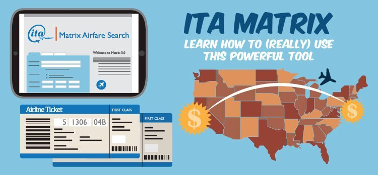 ITA Matrix Search Tool - Guide and Review
