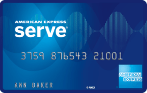 American_Express_Serve_Card_Blue
