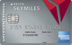 Platinum Delta SkyMiles Credit Card American Express