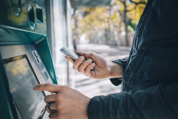 Using the Amex Serve Allows Free Access to MoneyPass ATMs
