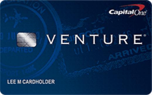 Capital One® Venture® Rewards Card  — Full Review [2021]