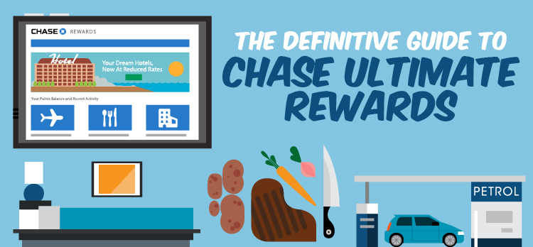 how to maximize your chase ultimate rewards points 2019 update. Black Bedroom Furniture Sets. Home Design Ideas