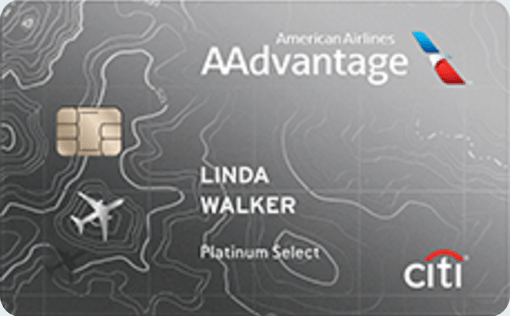 Citi Aadvantage Platinum Select Mastercard Card Review