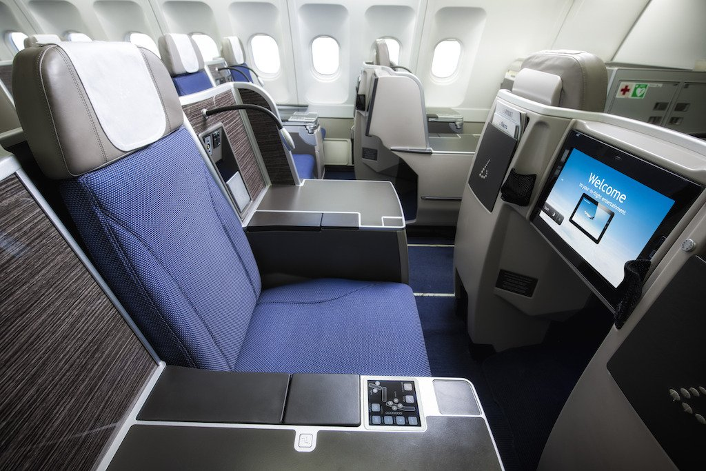Perhaps the best transatlantic business class deal is on Brussels Airlines.