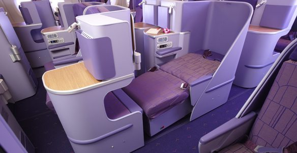 thai airways business