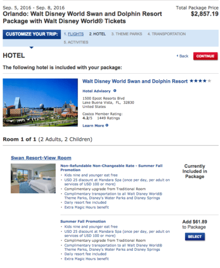 theme-park-hotels-package