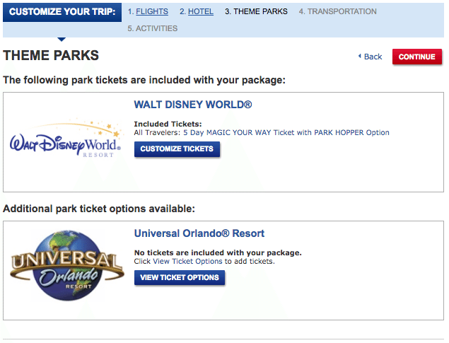 theme-park-park-tickets-package