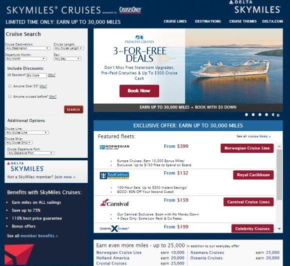 skymiles-cruises