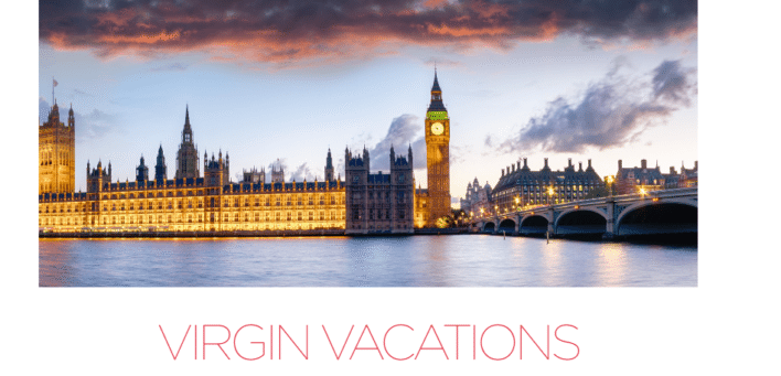 virgin america virgin vacations