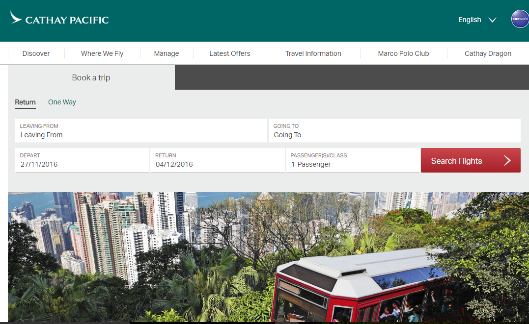 Cathay pacific devalues many asia miles awards, makes other changes.