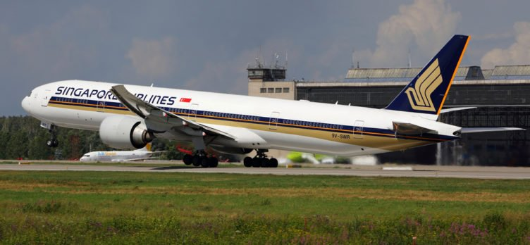 How to Earn Singapore Airlines KrisFlyer Miles - Singapore Airplane
