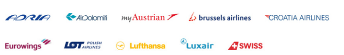 Lufthansa miles and more select miles