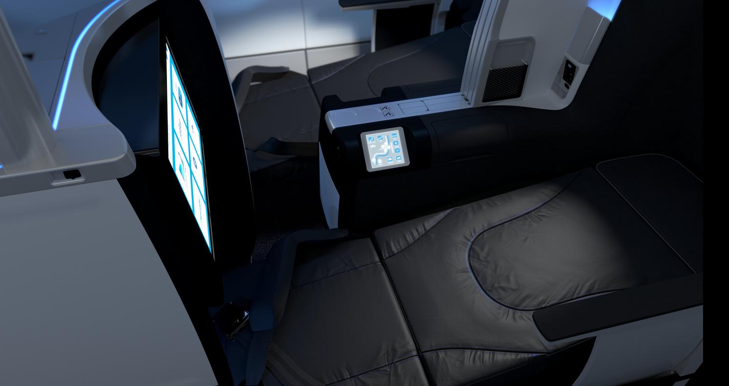 JetBlues Mint Business Class Product