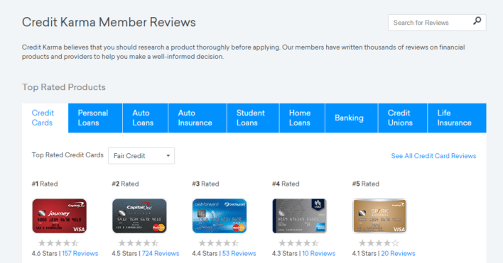 credit-karma-member-reviews